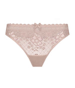 Empreinte 'Melody' (Gold) Bikini Brief - Sandra Dee - Product Shot - Front