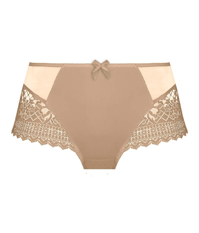 Empreinte 'Melody' (Caramel) Full Brief - Sandra Dee - Product Shot - Front