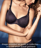 Empreinte 'Verity' (Ardoise) Seamless Triangle Bra - Sandra Dee - Collection Publicity Shot