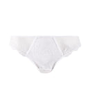 Eprise 'Guipure Charming' (White) Brazilian Brief - Sandra Dee - Product Shot - Front