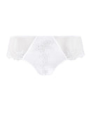 Eprise 'Guipure Charming' (White) Culotte (Shorts) - Sandra Dee - Product Shot - Front