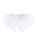 Eprise 'Guipure Charming' (White) Culotte (Shorts) - Sandra Dee - Product Shot - Rear
