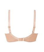 Eprise 'Guipure Charming' (Ambre Nacre) 3 Part Full Cup Bra - Sandra Dee - Product Shot - Rear