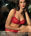 Eprise 'Guipure Charming' (Dressing Solaire) 3 Part Full Cup Bra - Sandra Dee - Collection Publicity Shot