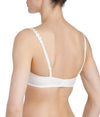 L'Aventure 'Tom' (Natural) Strapless Bra - Sandra Dee - Model Shot - Rear