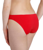 L'Aventure 'Tom' (Scarlet) Rio Brief - Sandra Dee - Model Shot - Rear
