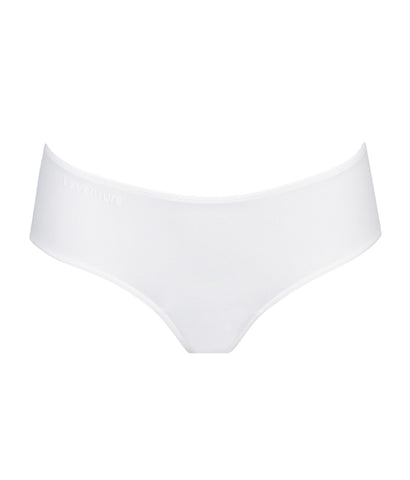 L'Aventure 'Tom' (White) Hotpants - Sandra Dee - Product Shot - Front