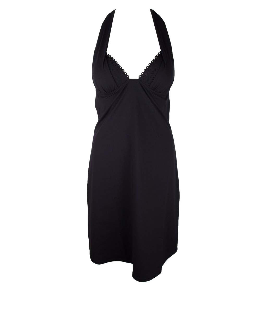 Lise Charmel 'Ajourage Couture' (Black) Dress - Sandra Dee - Product Shot - Front