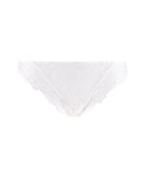 Lise Charmel 'Dressing Floral' (White) Brazilian Brief - Sandra Dee - Product Shot - Front