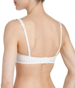 Marie Jo 'Avero' (Natural) Strapless Bra - Sandra Dee - Model Shot - Rear