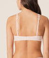 Marie Jo 'Avero' (Pearly Pink) Padded Plunge Multiway Bra - Sandra Dee - Model Shot - Rear