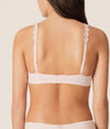 Marie Jo 'Avero' (Pearly Pink) Padded Balconnet Multiway Bra - Sandra Dee - Model Shot - Rear