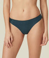 Marie Jo 'Avero' (Empire Green) Rio Brief - Sandra Dee - Model Shot - Front