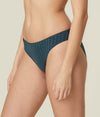 Marie Jo 'Avero' (Empire Green) Rio Brief - Sandra Dee - Model Shot - Side
