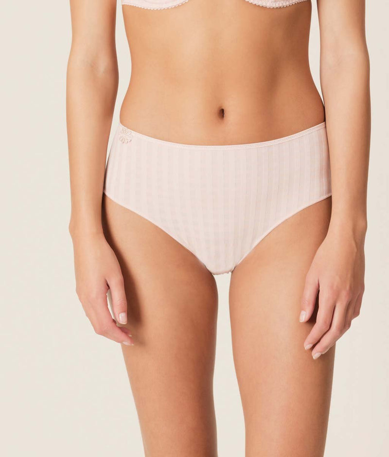 Marie Jo 'Avero' (Pearly Pink) Full Brief - Sandra Dee - Model Shot - Front