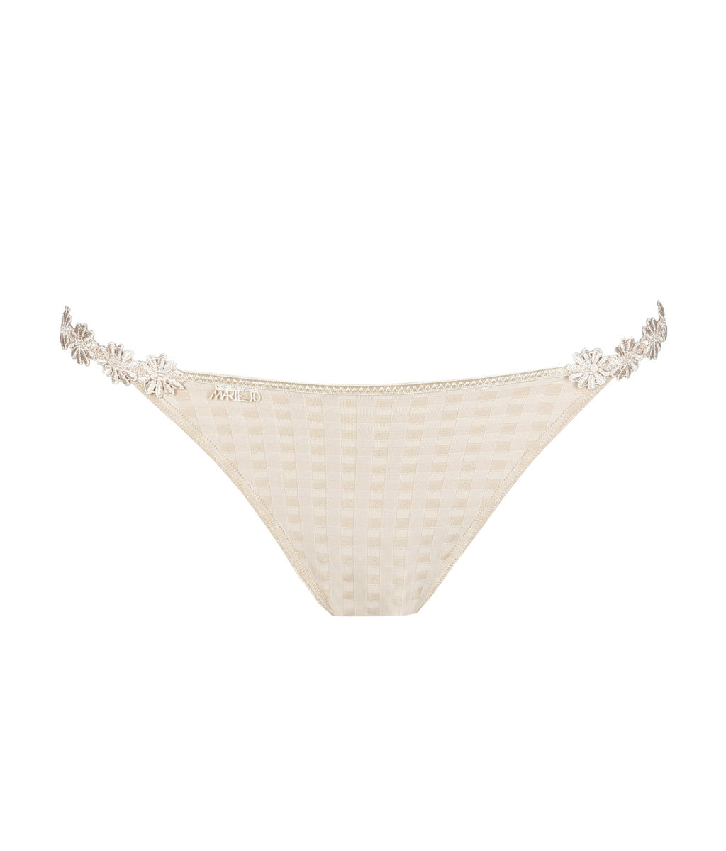 Marie Jo 'Avero' (Caffé Latte) Low Waist Brief - Sandra Dee - Product Shot - Front