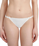 Marie Jo 'Avero' (Natural) Low Waist Brief - Sandra Dee - Model Shot - Front