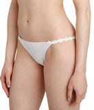 Marie Jo 'Avero' (Natural) Low Waist Brief - Sandra Dee - Model Shot - Side