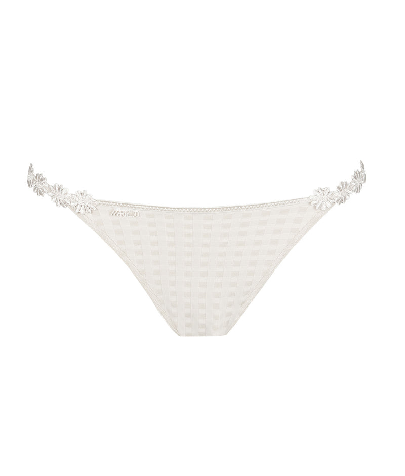Marie Jo 'Avero' (Natural) Low Waist Brief - Sandra Dee - Product Shot - Front