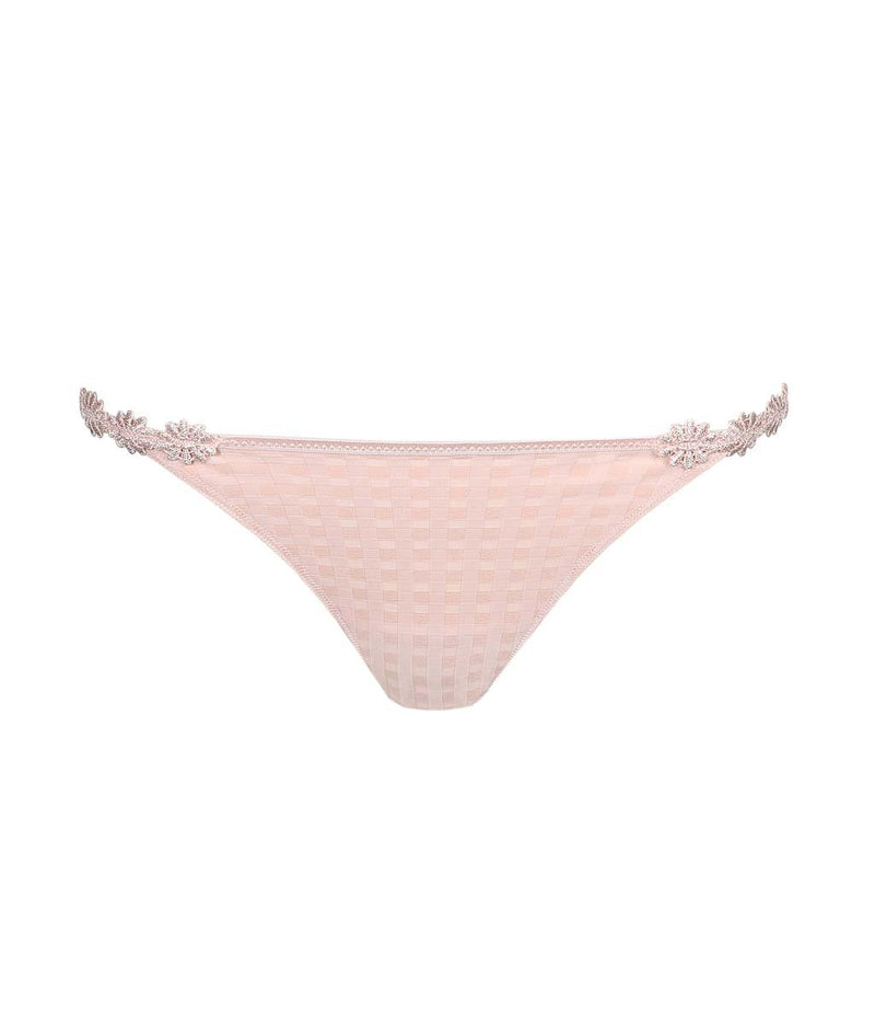 Marie Jo 'Avero' (Pearly Pink) Low Waist Brief - Sandra Dee - Product Shot - Front