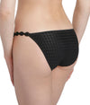 Marie Jo 'Avero' (Black) Low Waist Brief - Sandra Dee - Model Shot - Rear