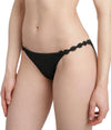 Marie Jo 'Avero' (Black) Low Waist Brief - Sandra Dee - Model Shot - Side