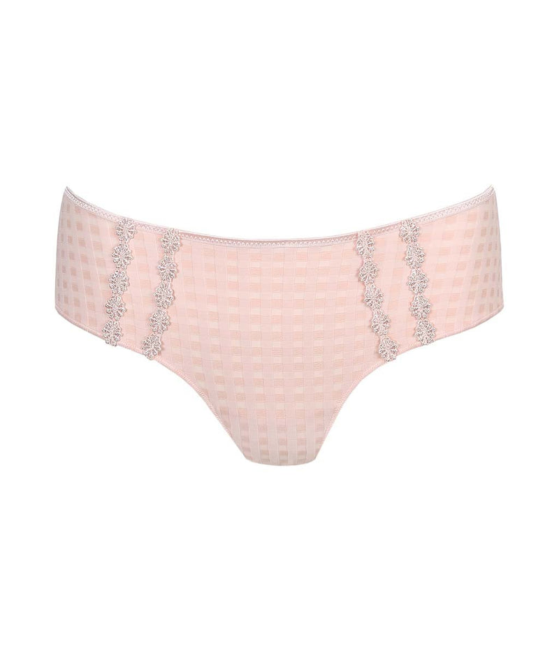 Marie Jo 'Avero' (Pearly Pink) Hotpants - Sandra Dee - Product Shot - Front
