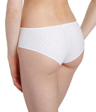 Marie Jo 'Avero' (White) Hotpants - Sandra Dee - Model Shot - Rear