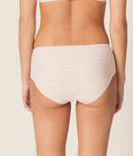 Marie Jo 'Avero' (Pearly Pink) Shorts - Sandra Dee - Model Shot - Rear
