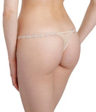 Marie Jo 'Avero' (Caffé Latte) G String - Sandra Dee - Model Shot - Rear