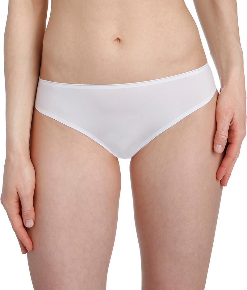 Marie Jo 'Color Studio' Basic (White) Rio Brief - Sandra Dee - Model Shot - Front