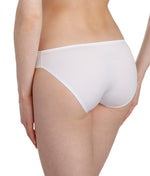 Marie Jo 'Color Studio' Basic (White) Rio Brief - Sandra Dee - Model Shot - Rear