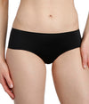 Marie Jo 'Color Studio' Basic (Black) Hotpants - Sandra Dee - Model Shot - Front