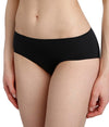 Marie Jo 'Color Studio' Basic (Black) Hotpants - Sandra Dee - Model Shot - Side