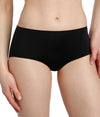 Marie Jo 'Color Studio' Basic (Black) Shorts - Sandra Dee - Model Shot - Front