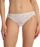 Marie Jo 'Color Studio' Lace (Natural) Rio Brief - Sandra Dee - Model Shot - Front