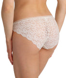 Marie Jo 'Color Studio' Lace (Natural) Rio Brief - Sandra Dee - Model Shot - Rear