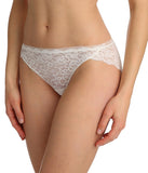 Marie Jo 'Color Studio' Lace (Natural) Rio Brief - Sandra Dee - Model Shot - Side