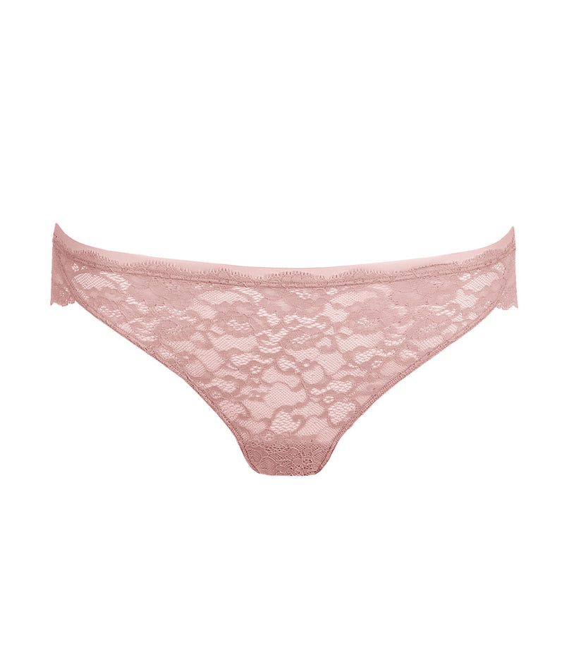 Marie Jo 'Color Studio' Lace (Patine) Rio Brief - Sandra Dee - Product Shot - Front