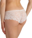 Marie Jo 'Color Studio' Lace (Natural) Hotpants - Sandra Dee - Model Shot - Rear