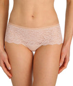 Marie Jo 'Color Studio' Lace (Patine) Hotpants - Sandra Dee - Model Shot - Front