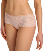 Marie Jo 'Color Studio' Lace (Patine) Hotpants - Sandra Dee - Model Shot - Side