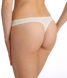 Marie Jo 'Color Studio' Basic (Natural) Thong - Sandra Dee - Model Shot - Rear
