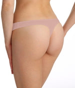 Marie Jo 'Color Studio' Basic (Patine) Thong - Sandra Dee - Model Shot - Rear