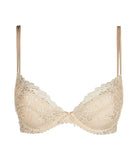 Marie Jo 'Jane' (Dune) Push-Up Plunge Bra - Sandra Dee - Product Shot - Front