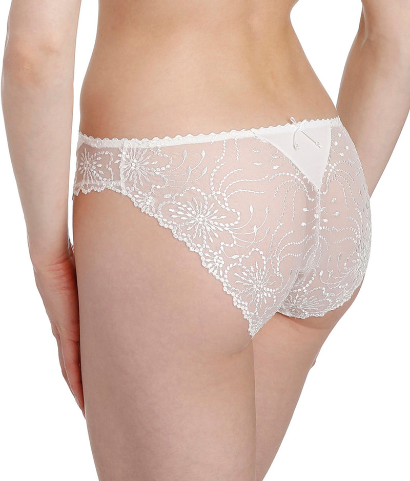 Marie Jo 'Jane' (Natural) Italian Brief - Sandra Dee - Model Shot - Rear