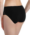 Marie Jo 'Jane' (Black) Full Brief - Sandra Dee - Model Shot - Rear