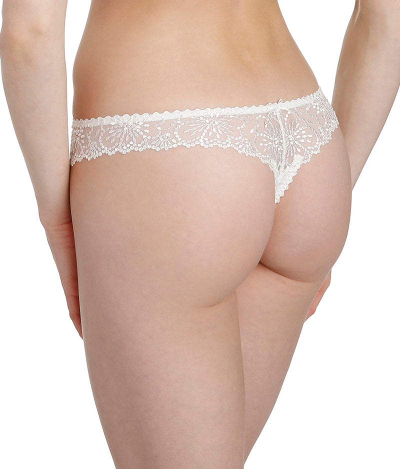 Marie Jo 'Jane' (Natural) Thong - Sandra Dee - Model Shot - Rear
