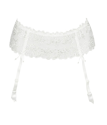 Marie Jo 'Jane' (Natural) Suspender Belt - Sandra Dee - Product Shot - Front