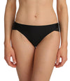 Marie Jo 'Undertones' (Black) Rio Brief - Sandra Dee - Model Shot - Front